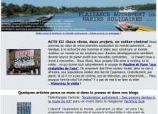 Casamance 2009, Acte 3 : un bateau-cinéma