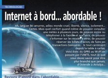 Internet à bord…abordable !